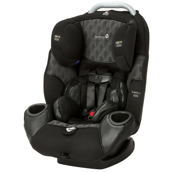 Featured Review ~ Safety 1st Elite 80 Air + 3-in-1 Car Seat