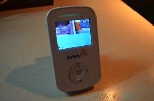 Safety 1st Genesis Handheld Digital Color Video Monitor - 2 cameras tiled