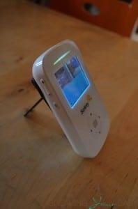 Safety 1st Genesis Handheld Digital Color Video Monitor - side view