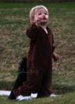 Samuel Affleck out for Halloween 2013