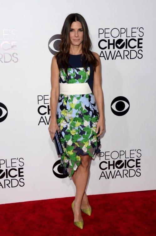 Sandra Bullock - 40th annual People's Choice Awards