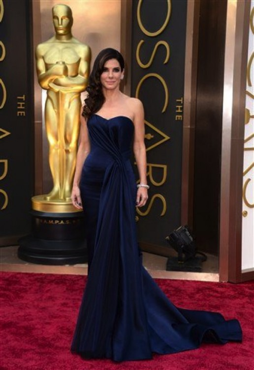 Sandra Bullock - 86th Annual Academy Awards