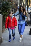 Sarah Jessica Parker does the school run with son James Wilke