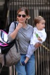 Sarah Michelle Gellar out with son Rocky in LA
