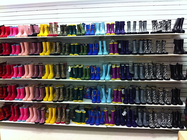 Sears Back To School Rubber Boots