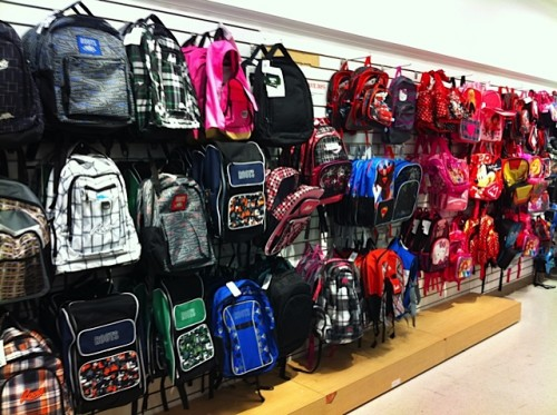 head back to school with sears sears back to school backpacks