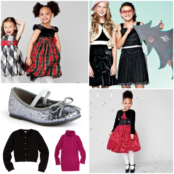 Sears Holiday outfits