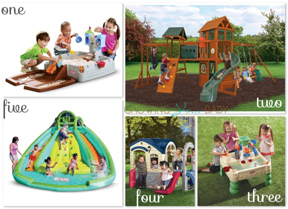 Sears Summer Outdoor Toys