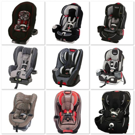 Seats included in second Graco Recall