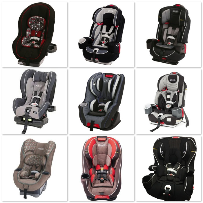 graco expands car seat recall to include 9 more products 403 222 seats. Black Bedroom Furniture Sets. Home Design Ideas