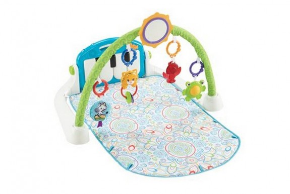 Shakira Fisher-Price Kick N Play Mat