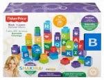 Shakira Fisher-Price stack N Learn blocks