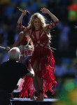 Shakira performs @ FIFA 2014 World Cup Finale