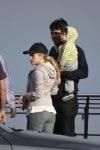 Shakira & son Milan attend church service in Barcelona