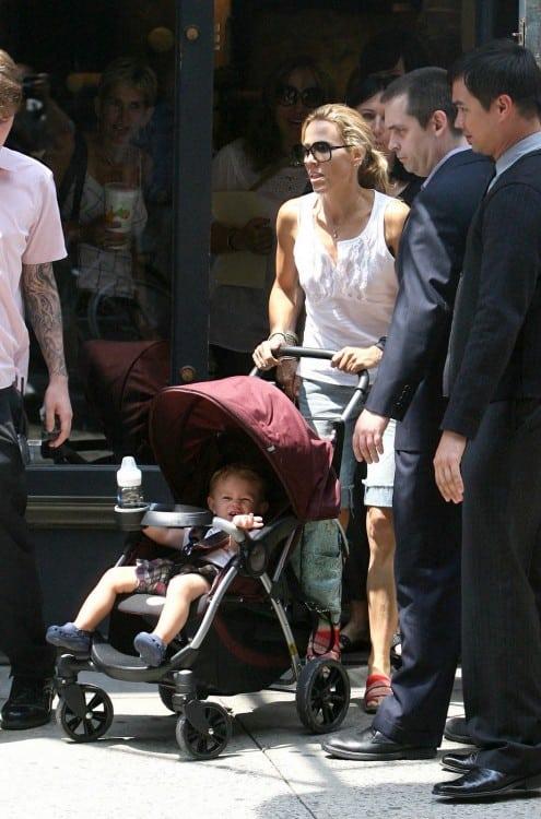 Sheryl and Wyatt in NYC