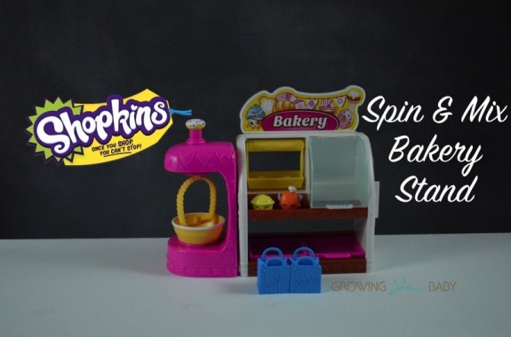 Shopkins Spin Mix Bakery