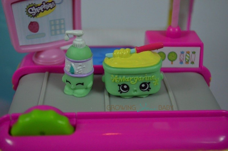 Shopkins Small Mart Characters Growing Your Baby