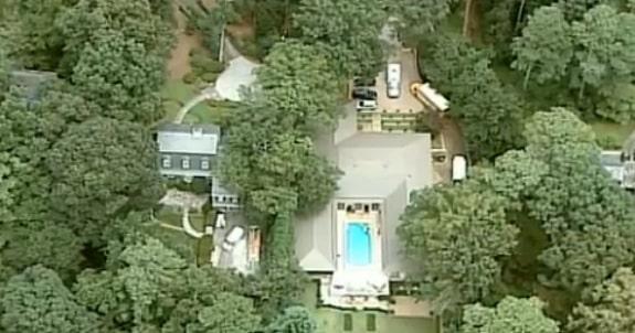 Singer Usher's Atlanta Home
