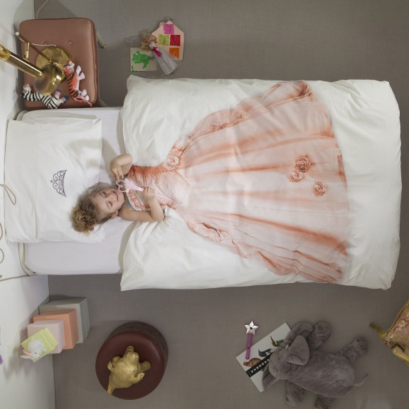 Snurk Childrens princess bedding