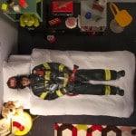 Snurk Firefighter bedding