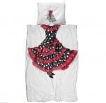 Snurk childrens Flamenco Bedding