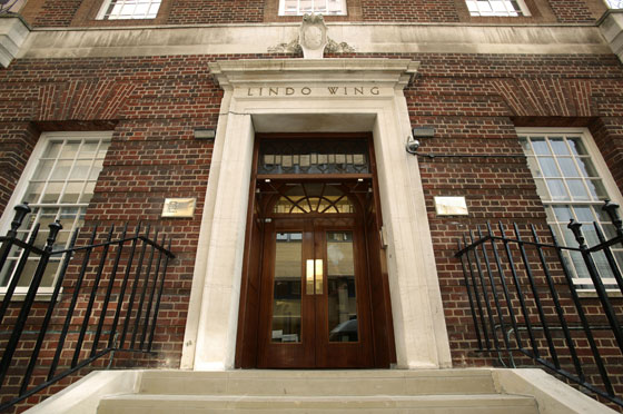 St. Mary's Lindo Wing