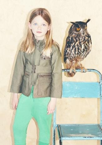 Stella McCartney SS 14 kids collection