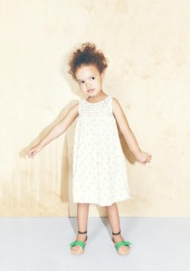 Stella McCartney SS 14 kids collection