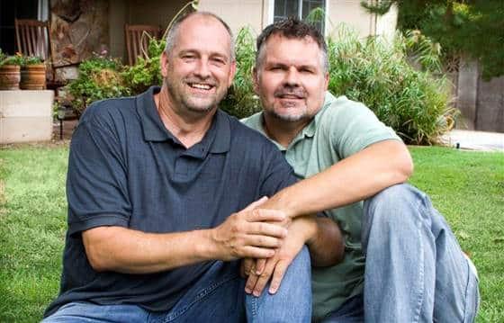 Steven and Roger Ham