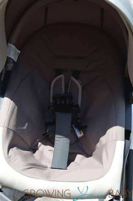 Stokke Crusi stroller seat
