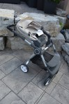 Stokke Scoot - partial fold