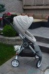 Stokke Scoot - rear facing active position