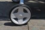 Stokke Scoot - rear wheel