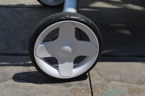 Stokke Scoot - rear wheel