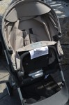 Stokke Scoot - seat folded