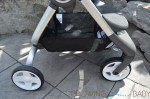 Stokke Scoot - shopping basket side