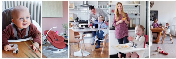 Stokke Steps all-in-one system