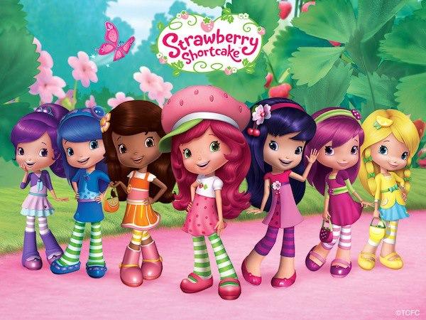 Strawberry Shortcake Season 3