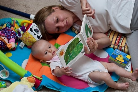 Study Educational Products Can't Teach Babies To Read Earlier