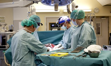 Swedish womb transplant