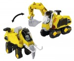 Switch & Go Dinos Turbo Digger the Woolly Mammoth