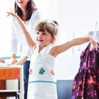 Four-Year-Old Girl Signs Fashion Deal with J.Crew