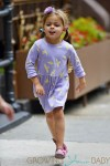 Tabitha Broderick runs home from school