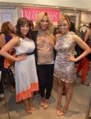 Tamera Mowry, Tamar Braxton and Tia Mowry