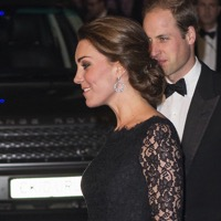 The Duke & Duchess of Cambridge Attend Royal Variety Performance!