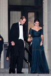 The Duke & Duchess of Cambridge Attend St