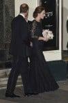 The Duke & Duchess of Cambridge leaving the Royal Variety Performance