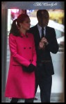 The Duke & Duchess of Cambridge tour NYC