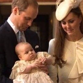 Prince George's Christening, World Awaits A Royal Celebration