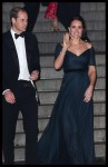 The Duke and Duchess of Cambridge Attend St